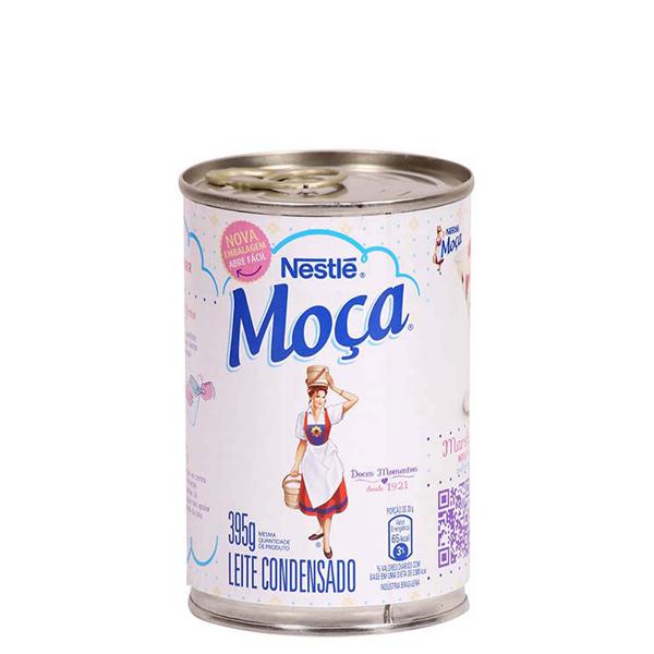 LEITE COND MOÇA LATA 395G
