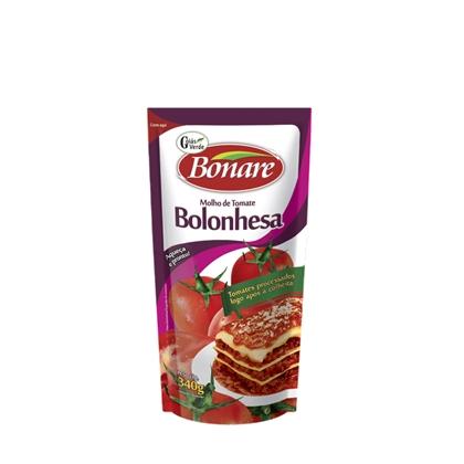 MOLHO PRONTO BONARE BOLONHESA 340G