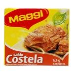 CALDO MAGGI COSTELA 63G