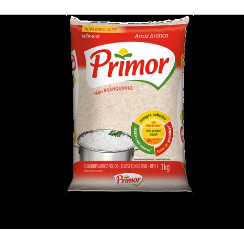 ARROZ PRIMOR BRANCO 1K