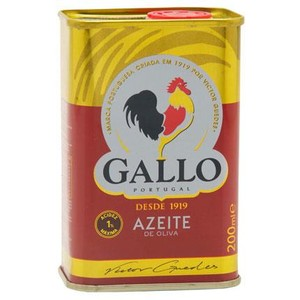 AZEITE GALLO LATA 200ML