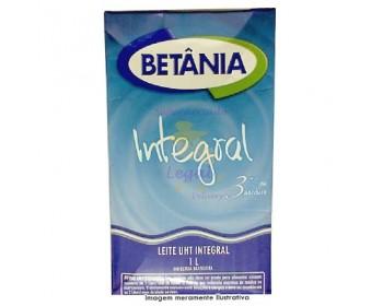 LEITE UHT BETÂNIA INTEGRAL 1L