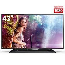 TV PHILIPS 43 LED 43PFG5000/78 GINGA