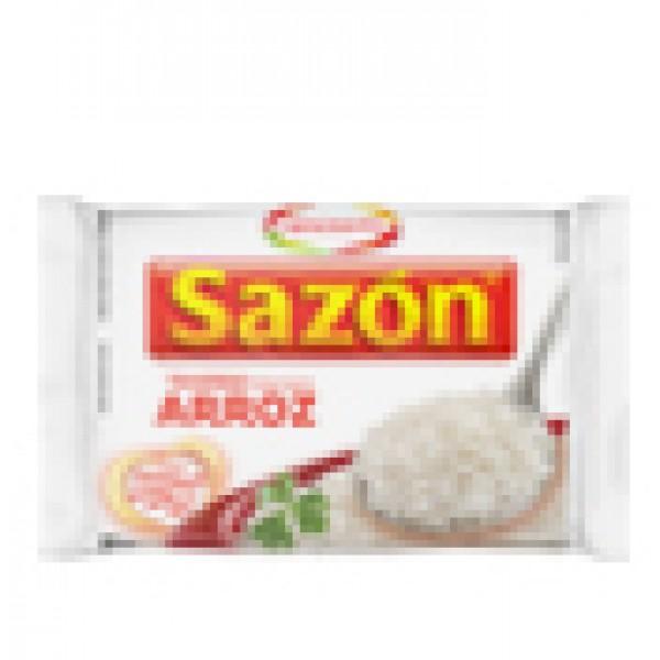 SAZON ARROZ BRANCO 60G