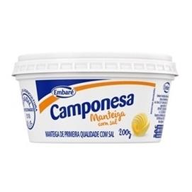 MANTEIGA CAMPONESA 200G