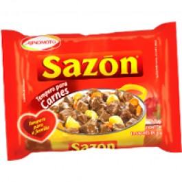SAZON CARNES E LEGUMES VERMELHO 60G