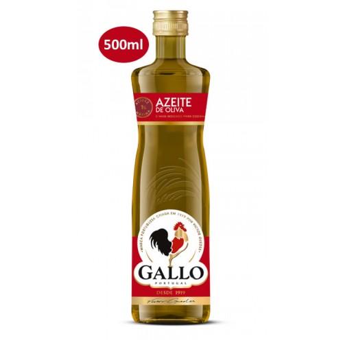 AZEITE GALLO VIDRO 500ML