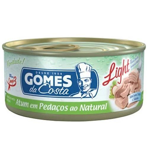 ATUM GOMES DA COSTA PED AO NATURAL 170G