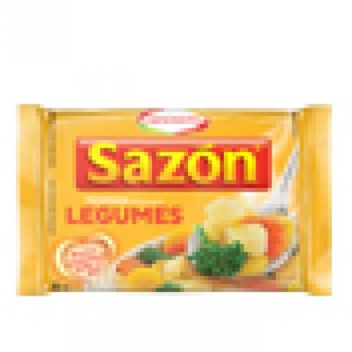 SAZON LEG VERD E ARROZ AMERELO 60G