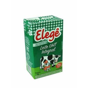 LEITE UHT ELEGE INTEGRAL 1L