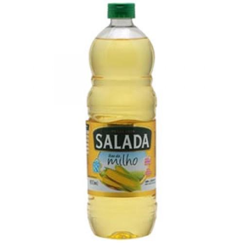 OLEO SALADA MILHO PET 900ML