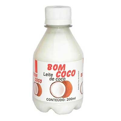 LEITE DE COCO BOM COCO PAST 200ML
